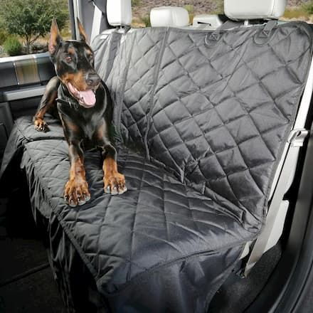 4knines rear bench seat cover