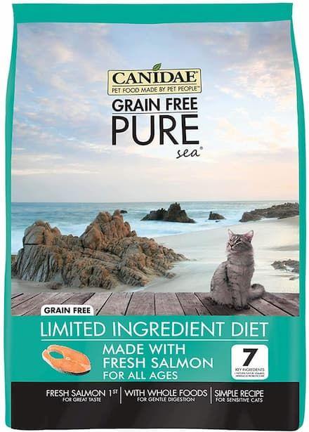 Canidae Grain Free PureSea Cat Food