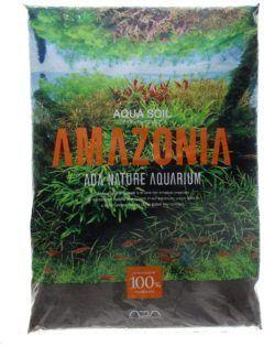 ada nature aquarium aqua soil amazonia