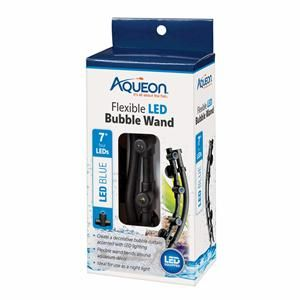aqueon flexible led aquarium bubble wand