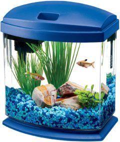 aqueon led minibow aquarium starter kit with led lighting