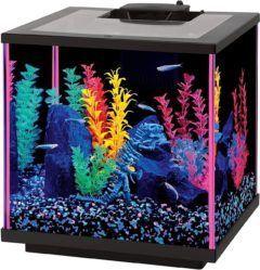 aqueon neoglow led aquarium kit
