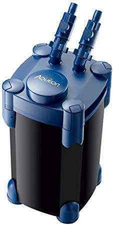 aqueon quietflow canister filter 200 gph