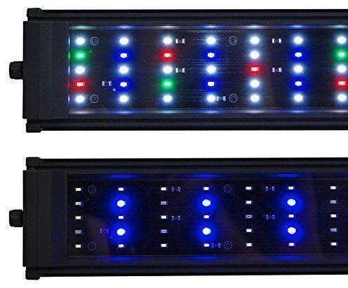 beamswork da fspec led aquarium light pent freshwater