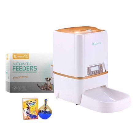 belopezz smart cat automatic feeder