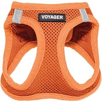 best pet supplies voyager step-in mesh dog harness
