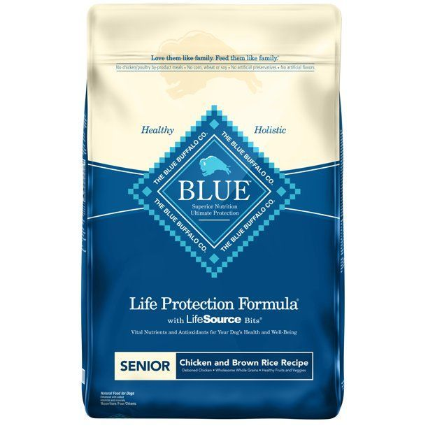 blue buffalo lifeprotection formula natural puppy chicken and brown rice dry dog food