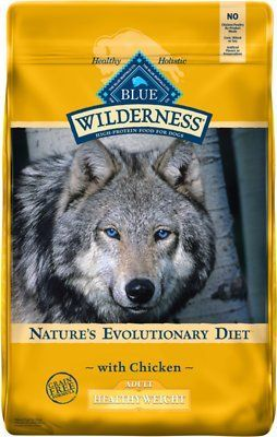 blue buffalo wilderness natures evolutionary diet adult healthy weight chicken