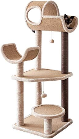 catry large activity cat tree