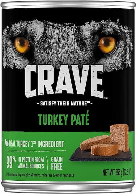 crave turkey pate