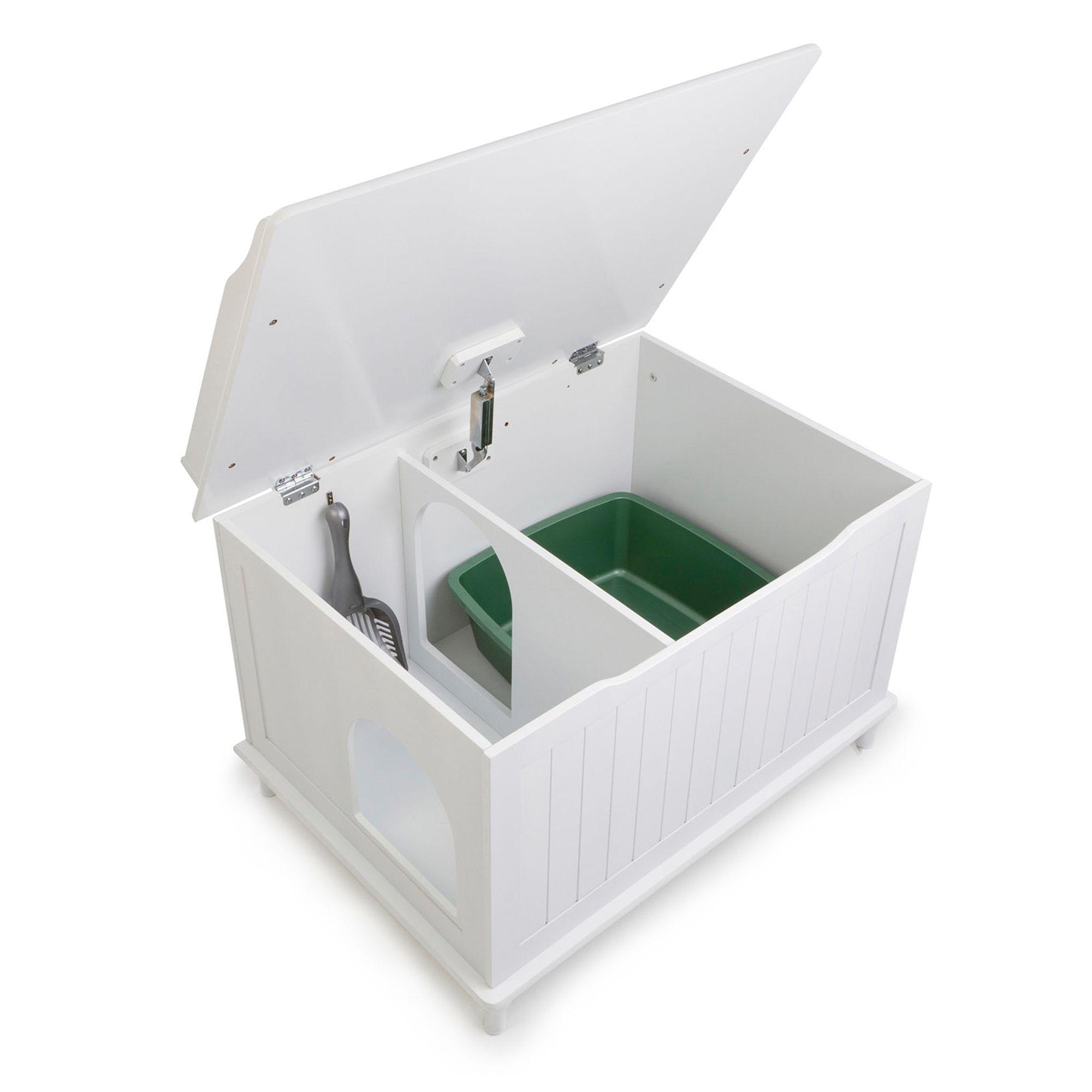 designer catbox litter box