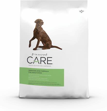 diamond care sensitive dry dog food