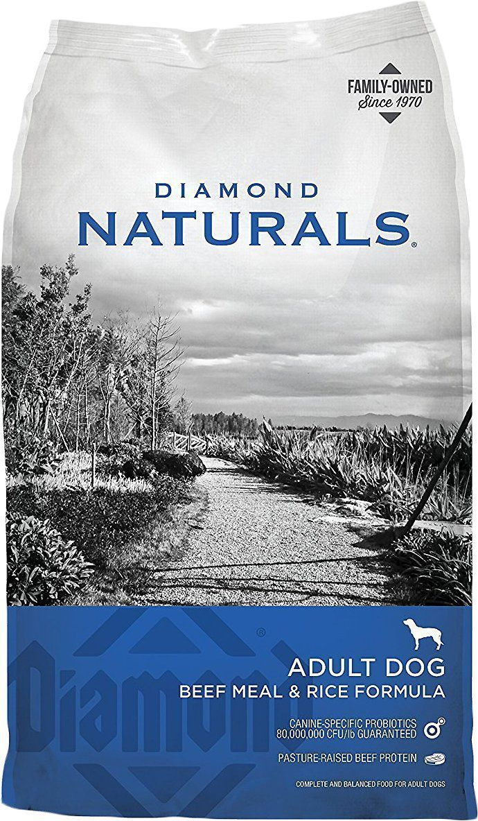 diamond naturals real meat recipe premium dry dog food