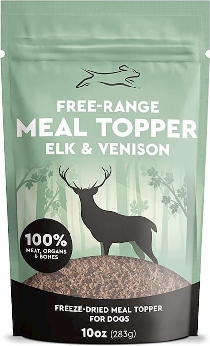 emmys best freeze-dried dog food topper