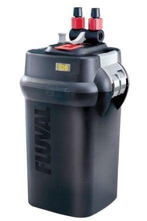 fluval 106 external canister filter