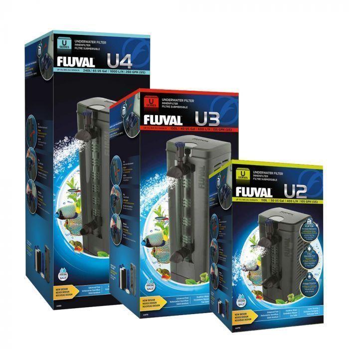 fluval underwater internal filter