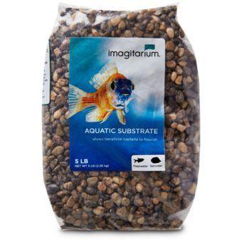 imagitarium rocky river aquarium gravel