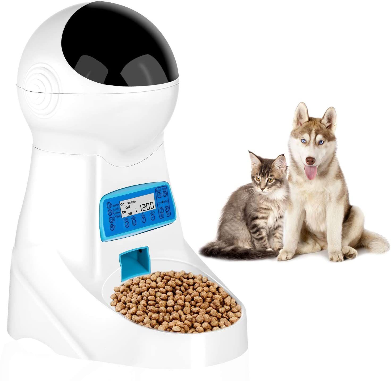 joytool automatic cat feeder