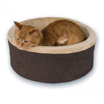 k and h manufacturing kh thermo kitty bed