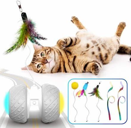 k-berho cat toys interactive