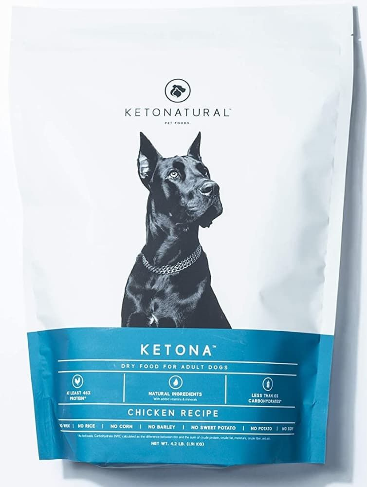 ketona dry dog food