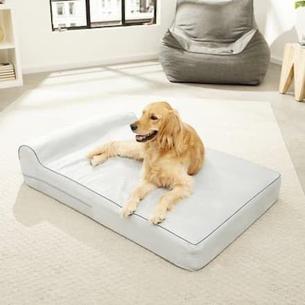 kopeks orthopedic grey bed