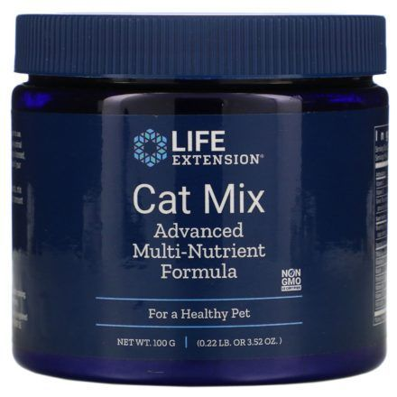 life extension cat mix advanced multi nutrient formula