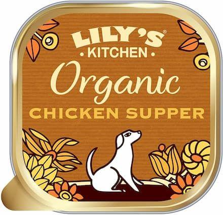 lilys kitchen organic chicken supper