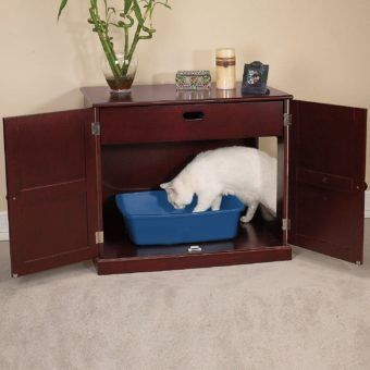 meow town concord litter box cabinet furniture