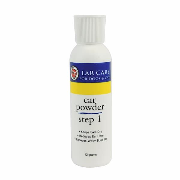 miracle care ear care powder