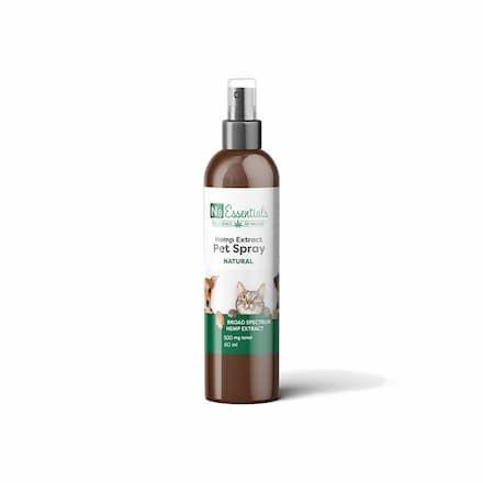 n8 natural hemp extract pet spray