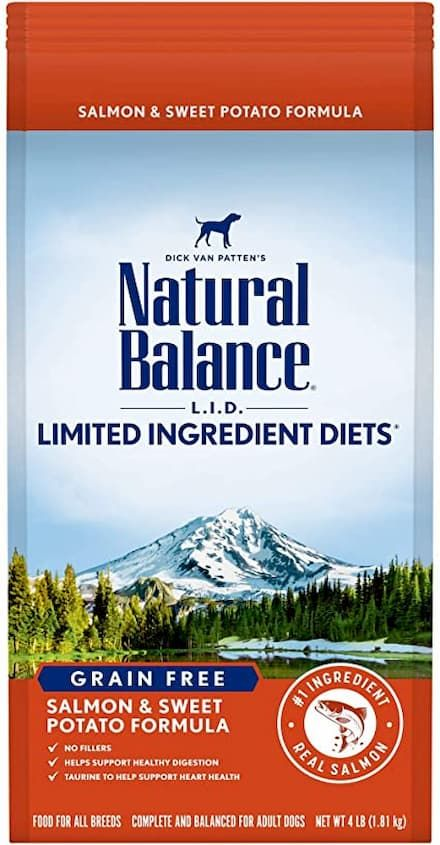 natural balance limited ingredients diets dry dog food