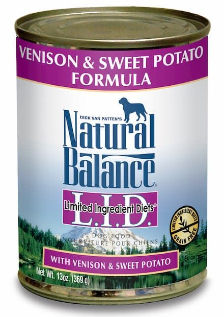 natural balance's limited ingredient diets