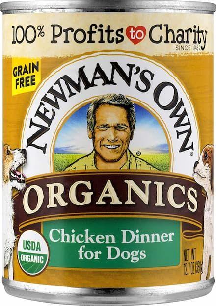 newmans own organics chicken dinner