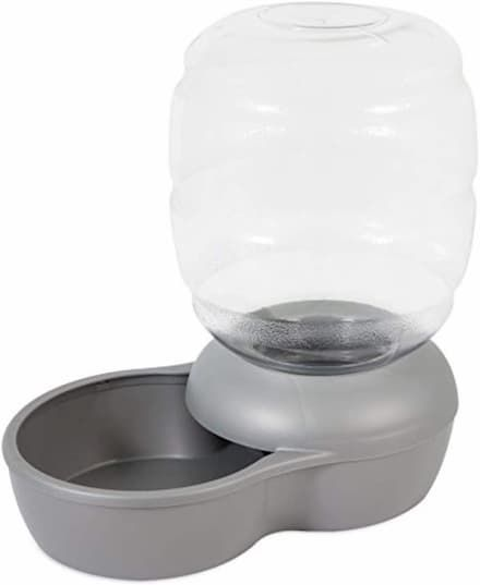 petmate replendish gravity waterer w microban