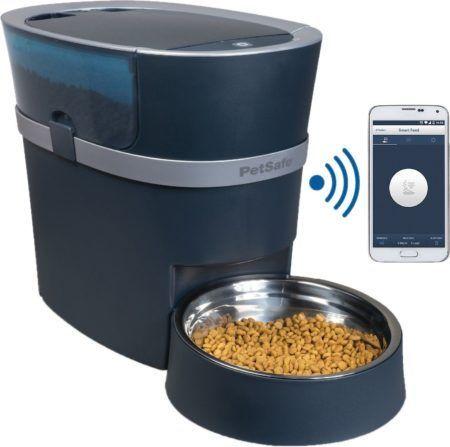 petsafe smart feed futomatic cat feeder