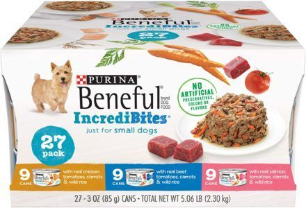 purina beneful incredibites small dog variety pack