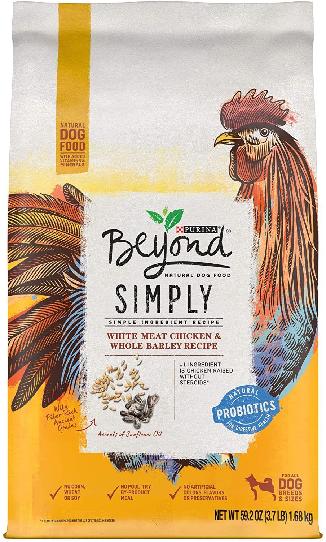 purina beyond simply natural adult dry dog food