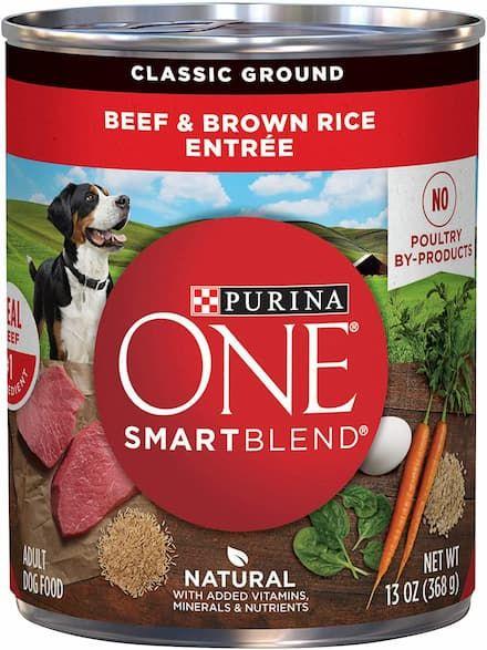 purina one smart blend