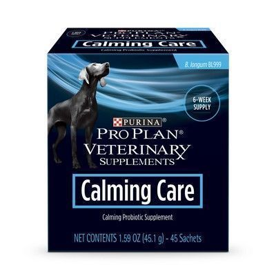 purina pro plan calming care dog supplements