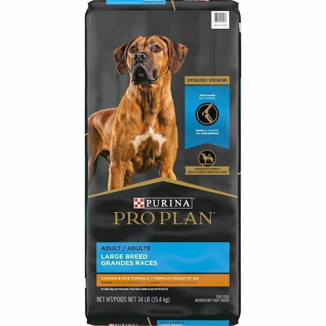 purina pro plan savor adult shredded blend large breed formula dry dog food