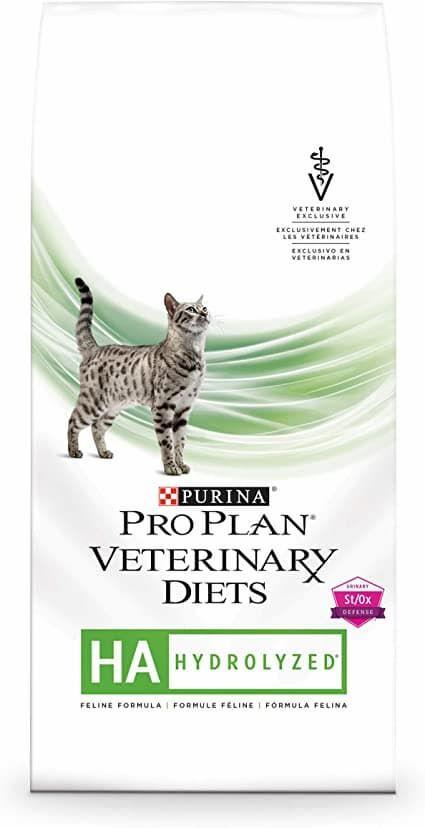purina pro plan veterinary diets ha hydrolyzed feline formula
