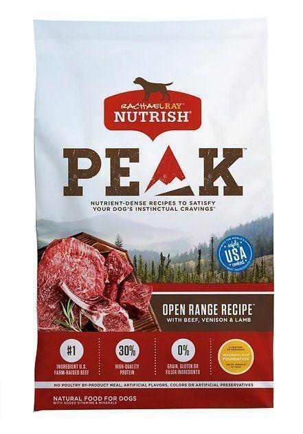 rachel ray nutrish peak grain free natural