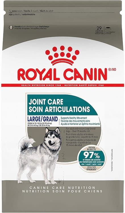 royal canin size health nutrition joint coat care dry dog food