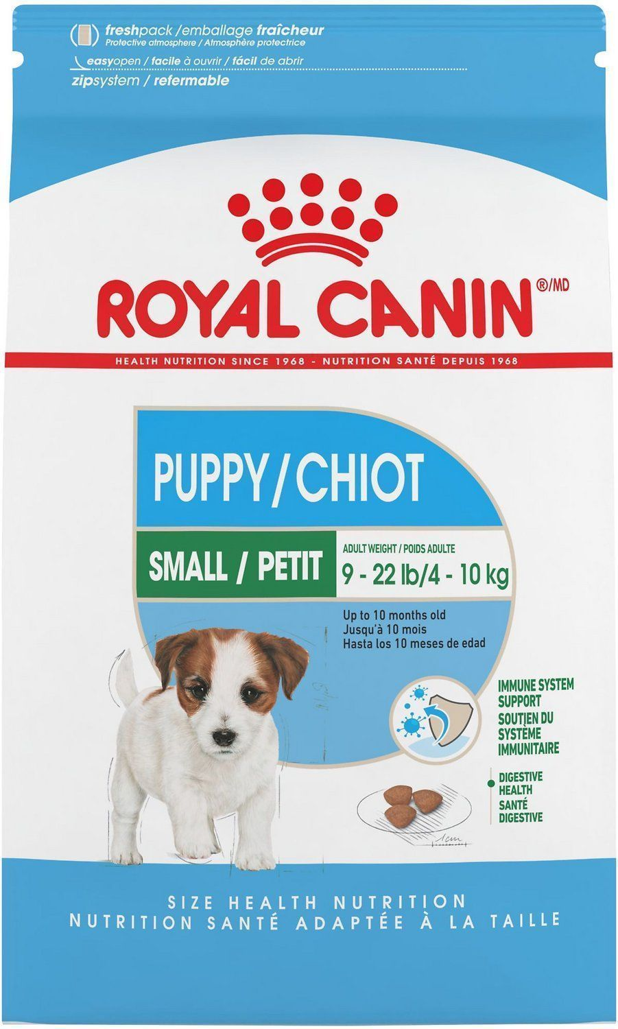 royal canin smal puppy dry dog food