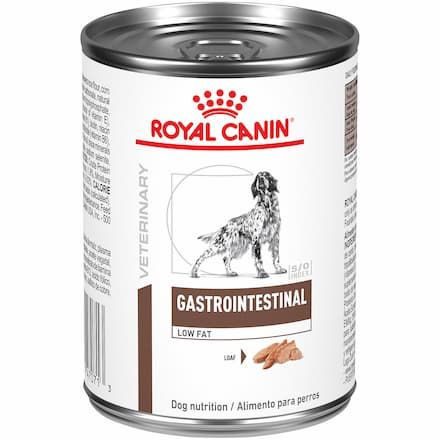 royal canin veterinary diet gastrointestinal low fat canned dog food