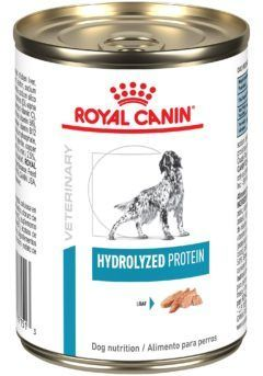 royal canin veterinary diet hydrolyzed protein adult hp canned dog food