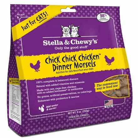 stella and chewy's chick chick chicken dinner