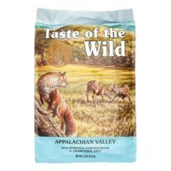 taste of the wild appalachian valley small breed canine recipe