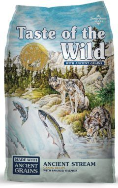 taste of the wild with ancient grains